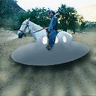 The Electrosonic Horseman Of Peshawar by Kenny Irwin