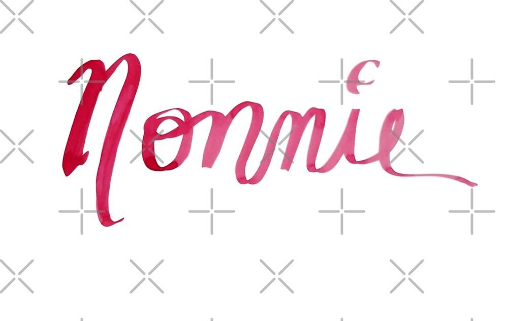 Nonnie is Italian for Grandma by tnbtees