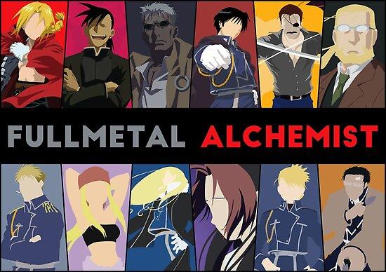 Fullmetal Alchemist by TobiGl