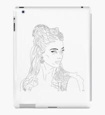 Western World  iPad Case/Skin