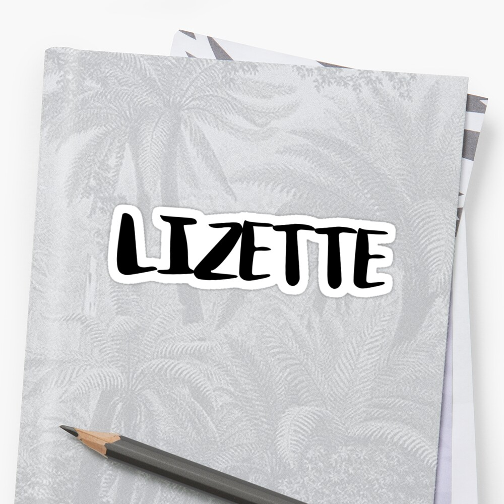 LIZETTE by FTML