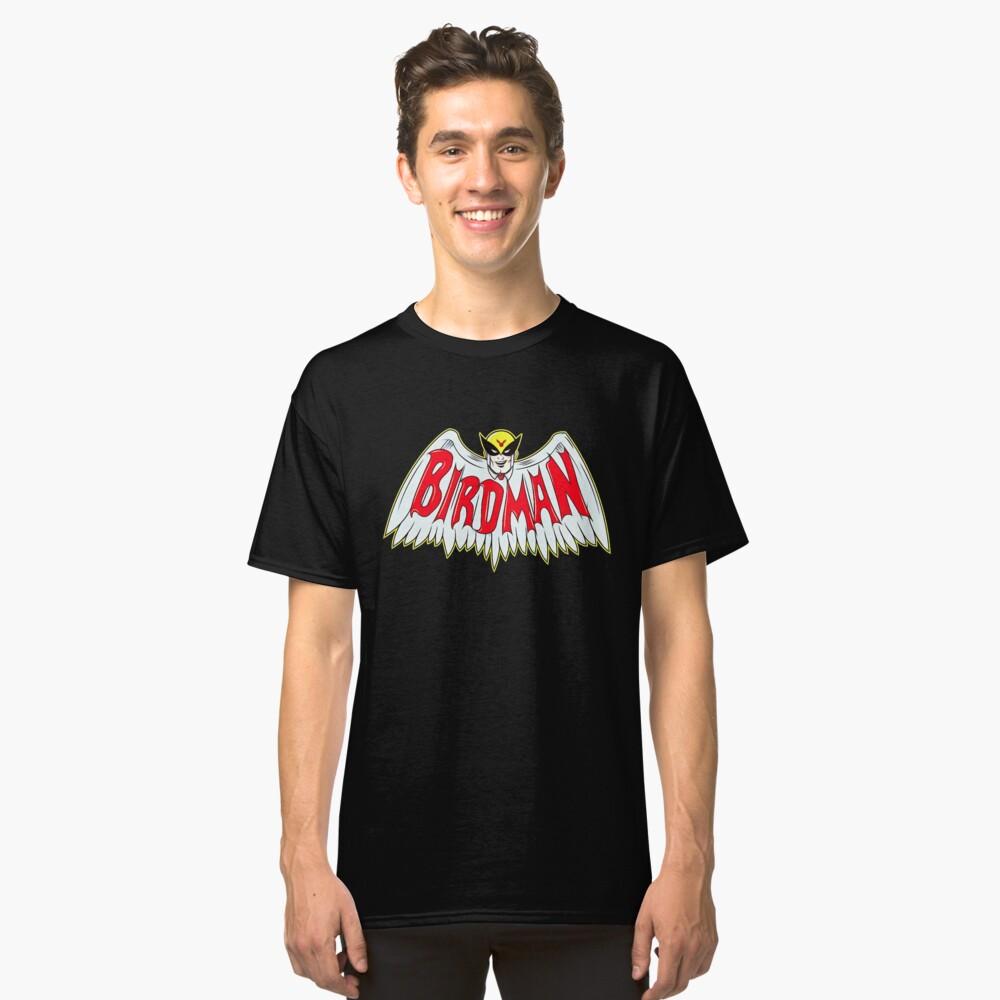Birdman Classic T-Shirt Front