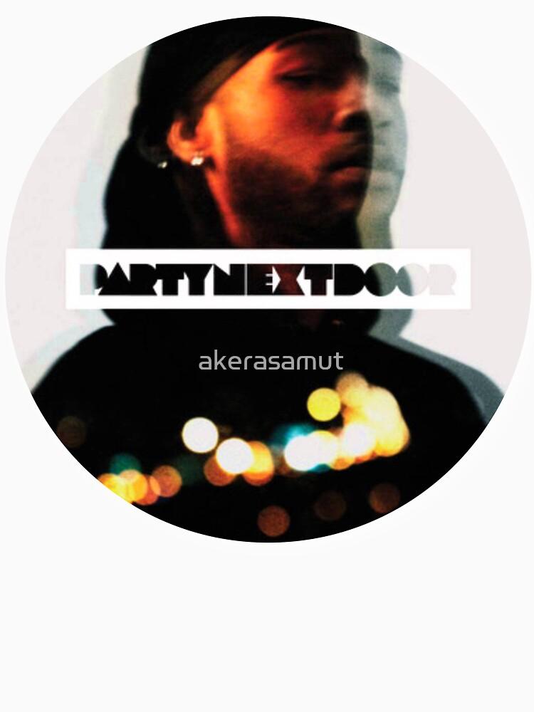 partynextdoor by akerasamut