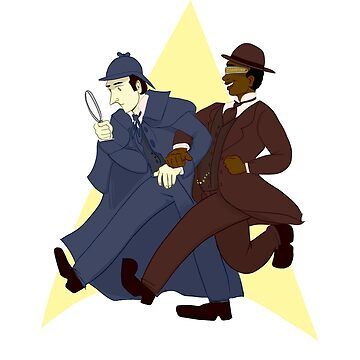 Daforge Detectives by robotroyalty
