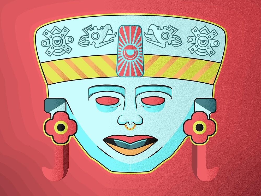 Mystic Maya by Gerardo1895