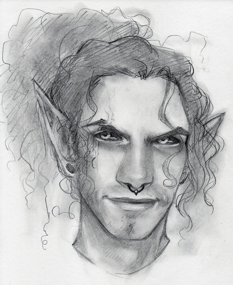 Vampire Dan by MichaelMorarity