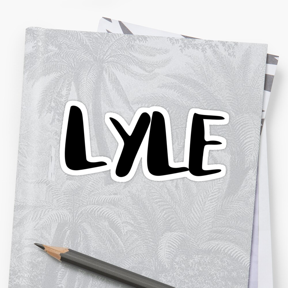lyle by FTML