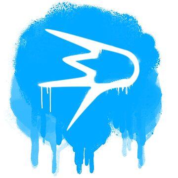 WavePunk Graffiti by FormativeSeven1