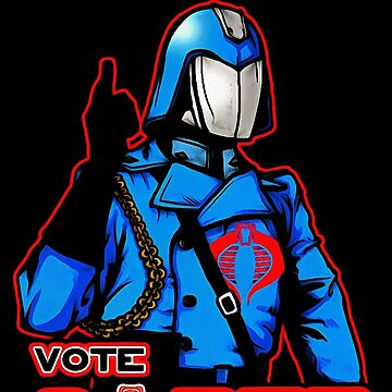 vote cobra by Florence23