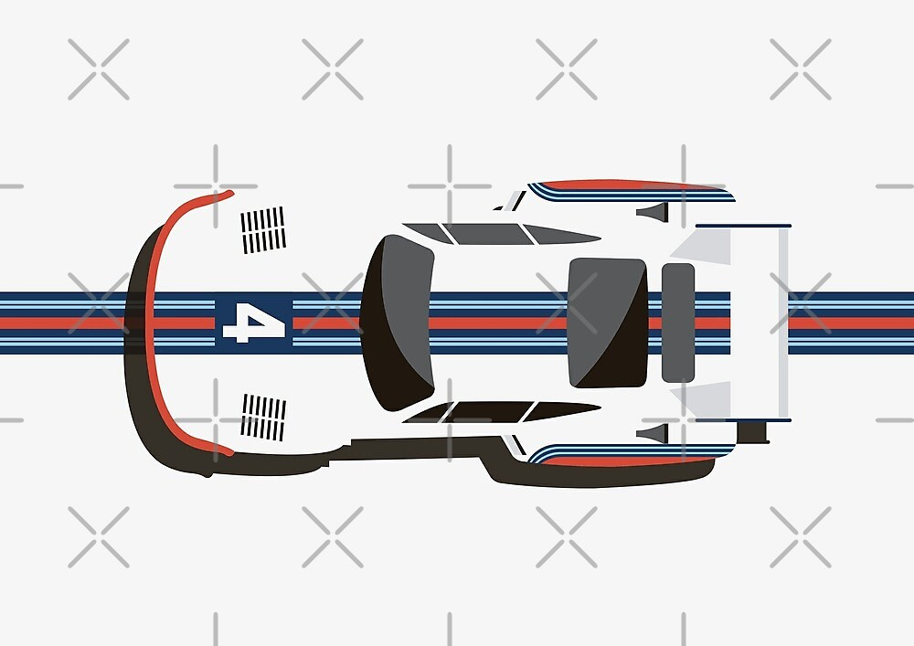 Porsche 935 Martini Design by xEver