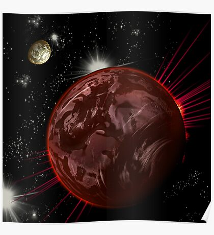 The Red Planet Poster