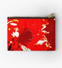 Waveternity Red Studio Pouch