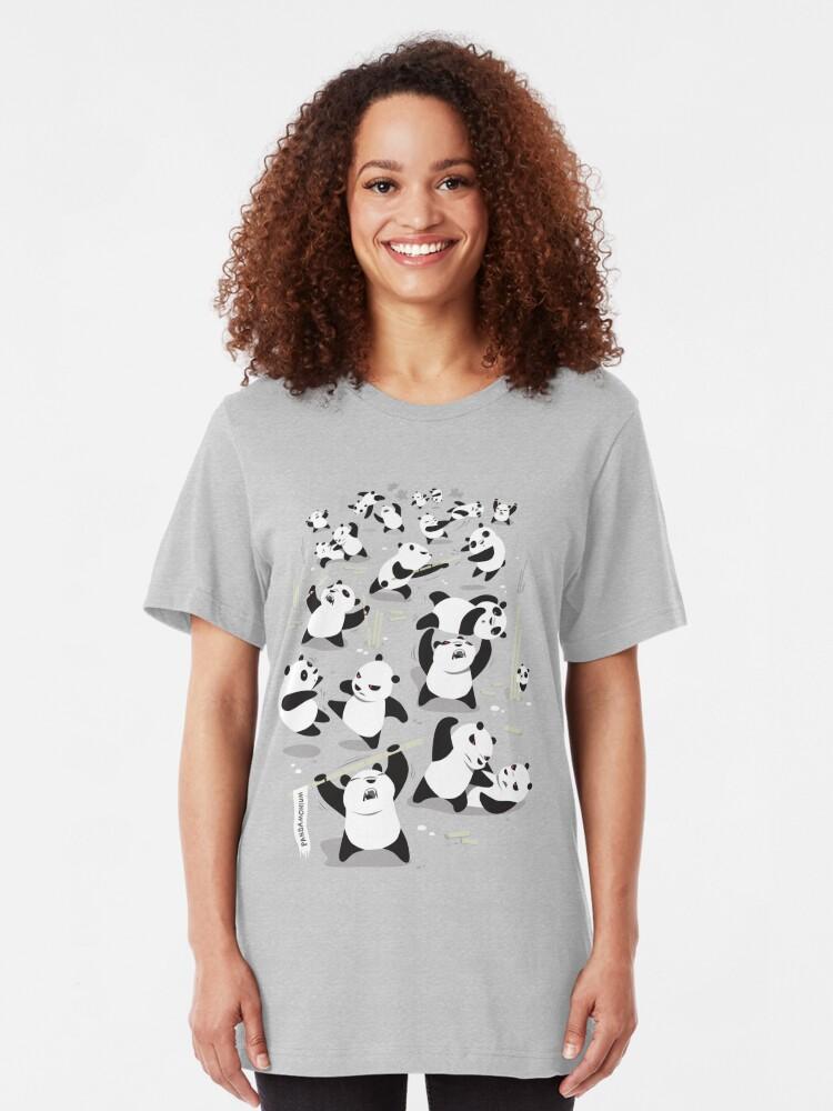 Alternate view of PANDAMONIUM Slim Fit T-Shirt