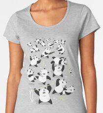 PANDAMONIUM Women's Premium T-Shirt
