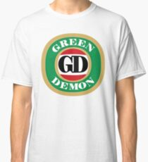 Green Demon VB Classic T-Shirt