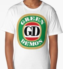 Green Demon VB Long T-Shirt