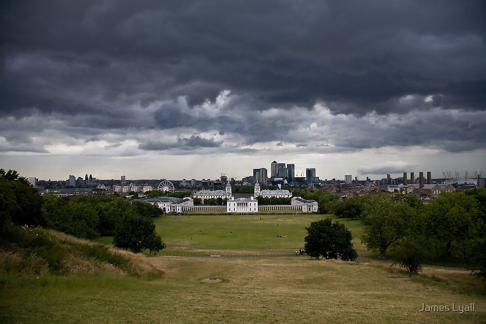 Meridian Storm by James Lyall