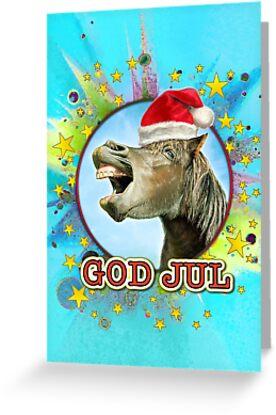 GOD JUL by tombird