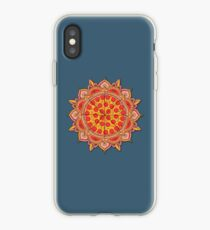 Sacred Pizza iPhone Case