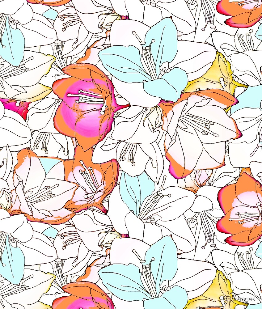 Early Bloomer #redbubble #decor #buyart by 83oranges