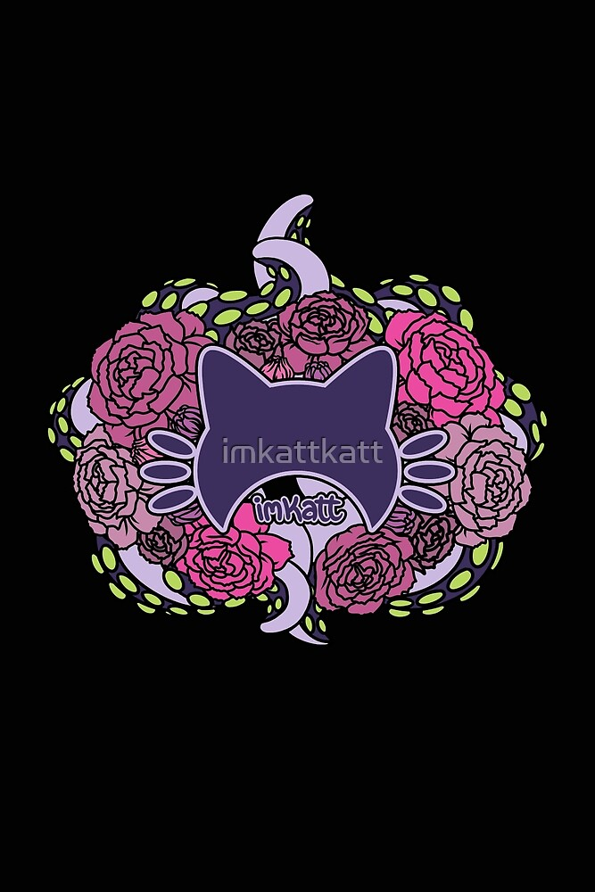 imKatt: Tentacles and Flowers by imkattkatt