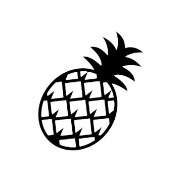 Pineapple II by SquareFashion