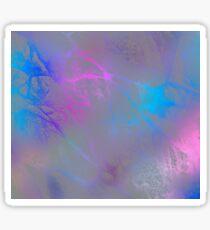 Abstract textured background Sticker