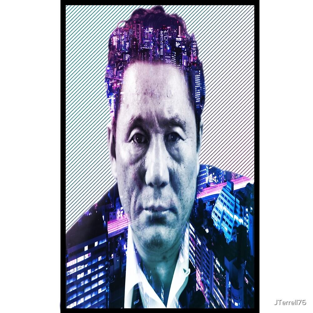 Takeshi Kitano by JTerrell76
