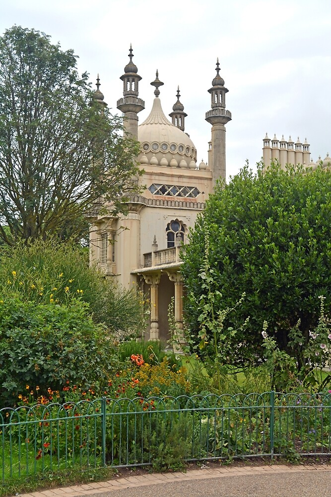 The Royal Pavilion by Alexandra Lavizzari