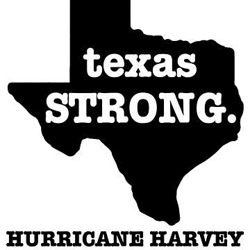 hurricane harvey by neygi