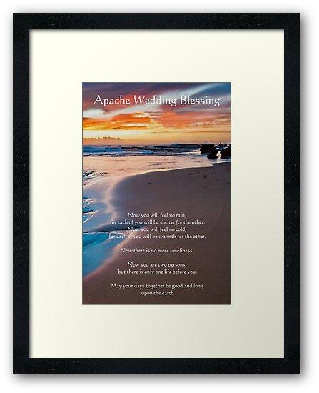 Apache Wedding Blessing Ocean by killslammer