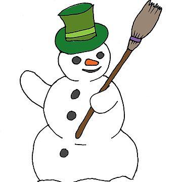 Frosty the Snowman by MisterFrosty