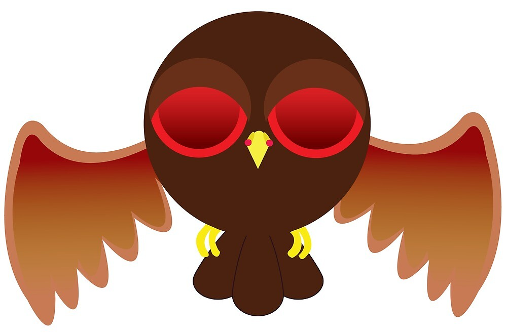 Owl Winged by Animator-Tana11