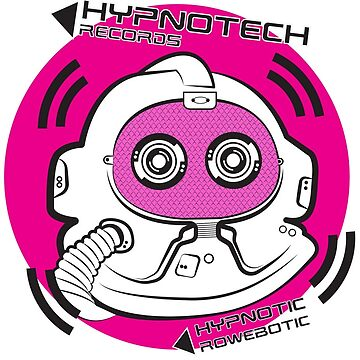 HYPNOTECH MERCH by mesmericdesign