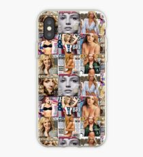 BRIT ROLLING STONE 3 iPhone Case