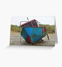 High and Dry Greeting Card