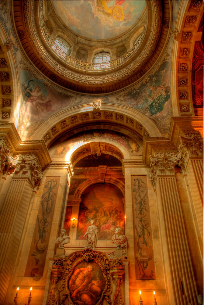 Castle Howard ~ the main hall 1 by WhartonWizard