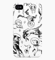 Space dogs iPhone 4s/4 Case