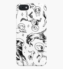 Space dogs iPhone SE/5s/5 Case