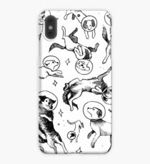 Space dogs iPhone XS Max Case