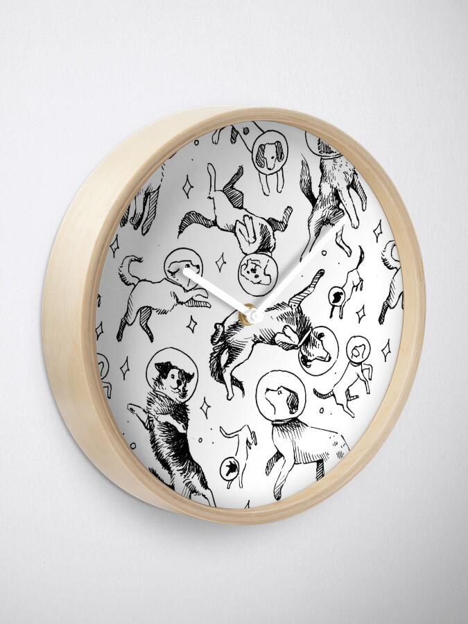 Alternative Ansicht von Raum Hunde Uhr