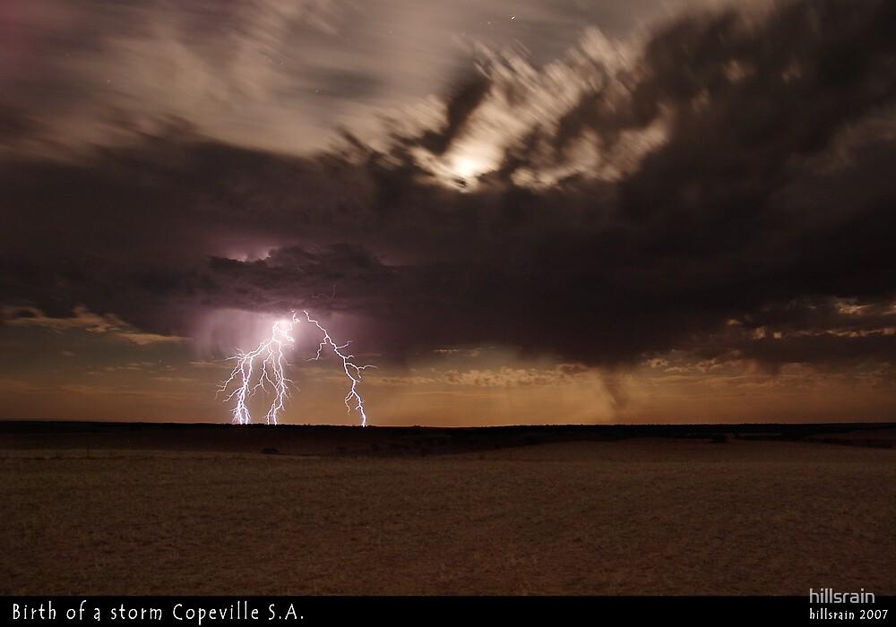 Lightning calendar october by hillsrain