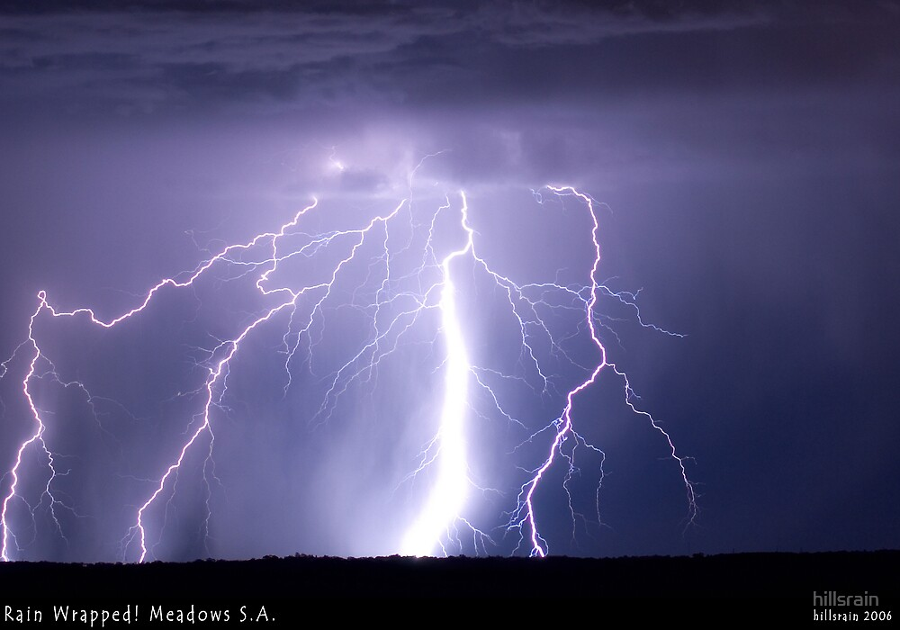 Lightning calendar december by hillsrain