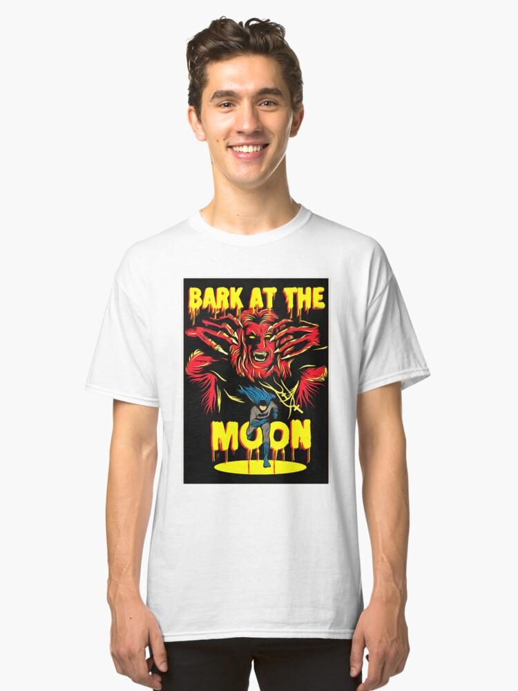 comics Classic T-Shirt Front