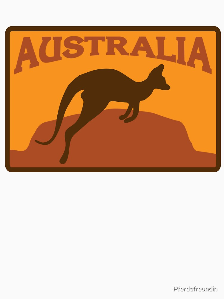 Australia by Pferdefreundin