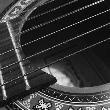 Guitar  by Phoenix-Ride