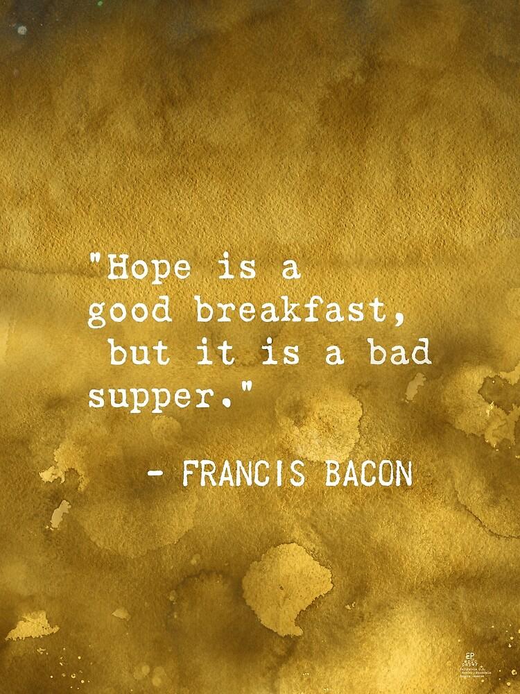 Francis Bacon by Pagarelov