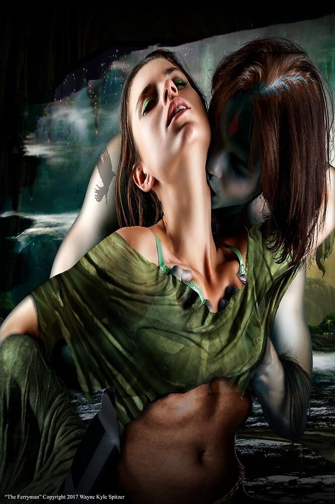 The Pierced Veil by Wayne Spitzer