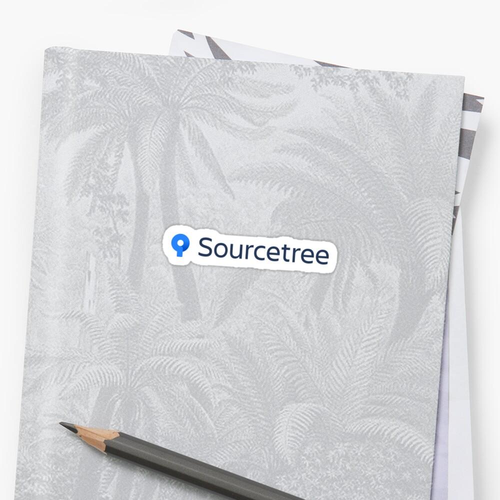 Sourcetree - new logo by stoorzender