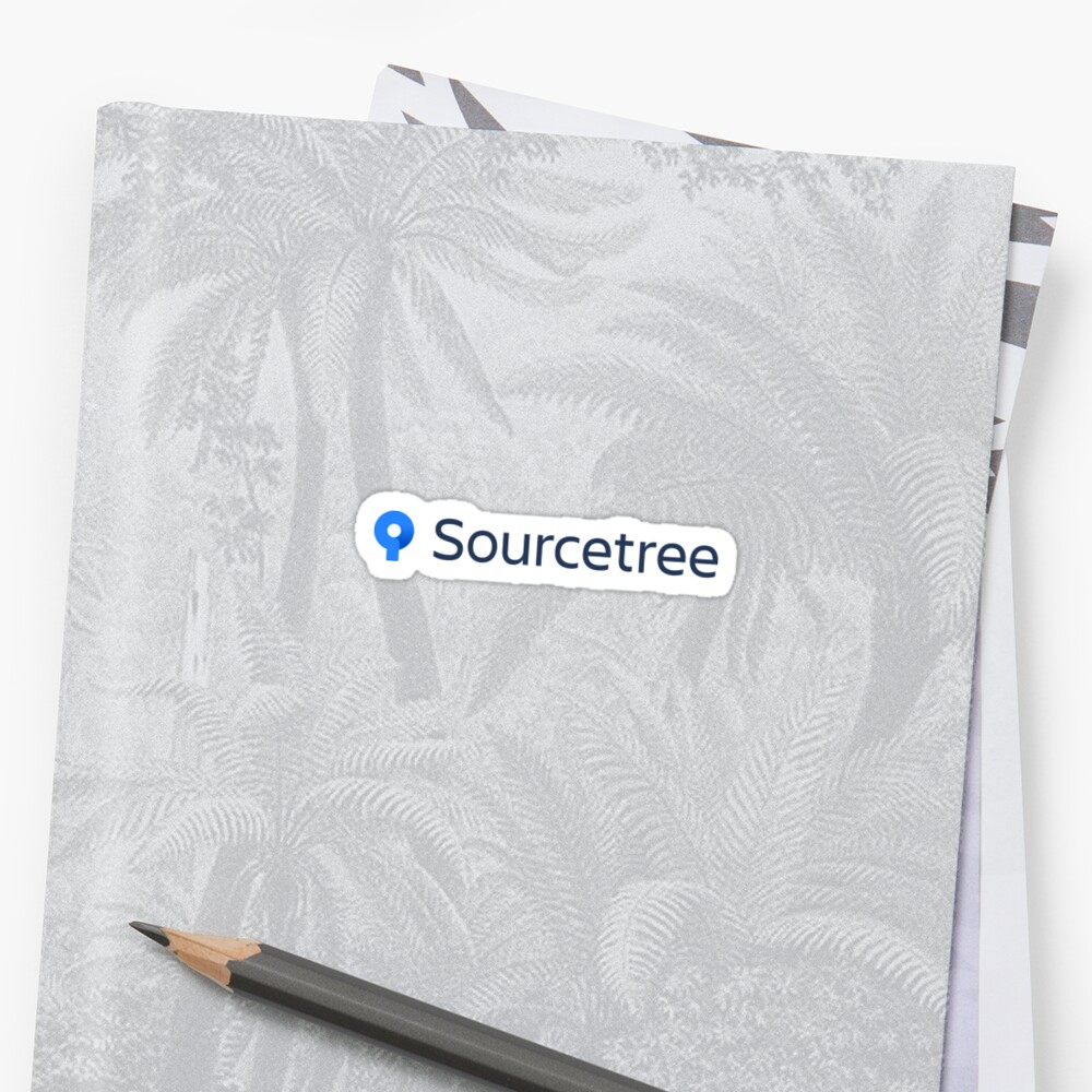 Sourcetree - new logo by stoorzender